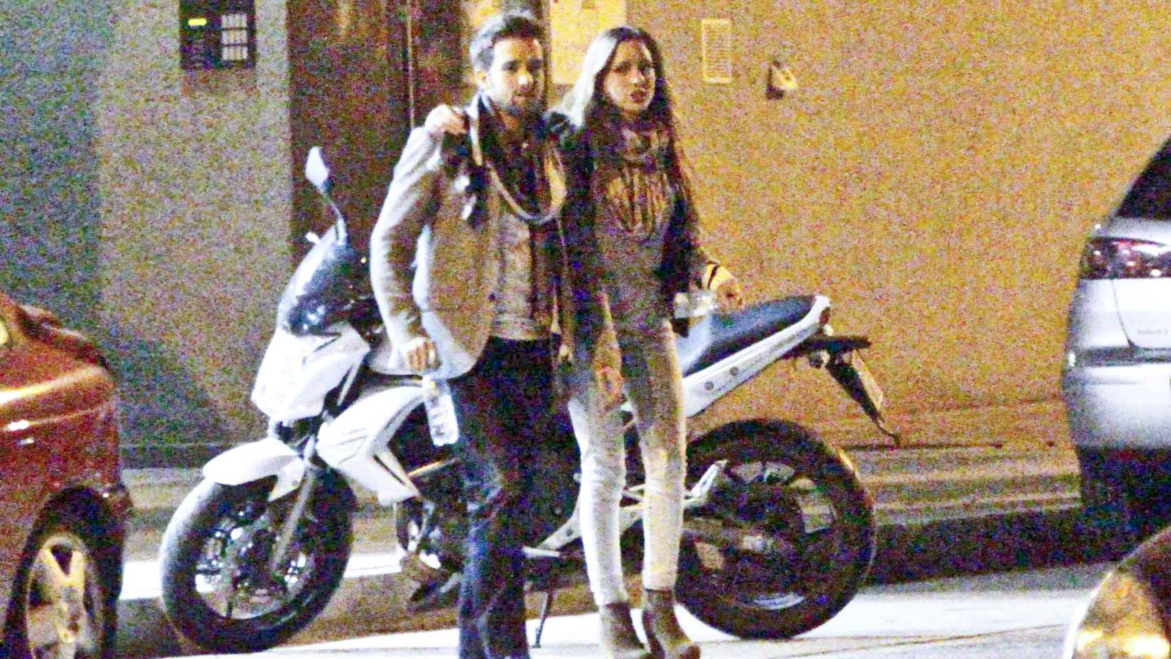 La última vez que se le vio con su novia Marta fue en febrero de 2012 en Marbella