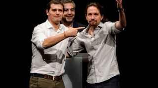 A la caza del voto en Twitter: C's y Podemos ganan a PP y PSOE