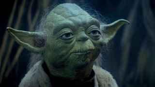 Yoda, el inquebrantable.