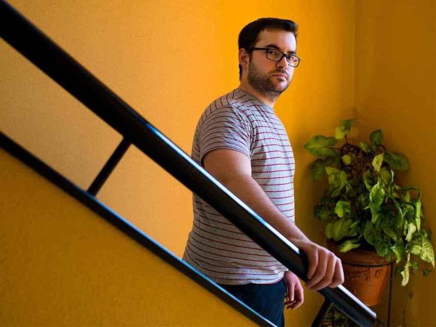 Juan trabajó en precario durante 10 años.