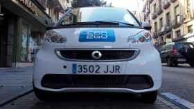 Car2go, probamos los coches eléctricos de alquiler por minutos