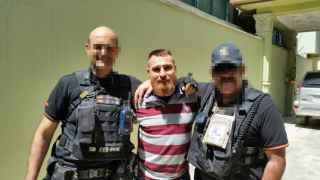 Isidro Gabino San Martín Hernández es el policía muerto en Kabul. Europa Press