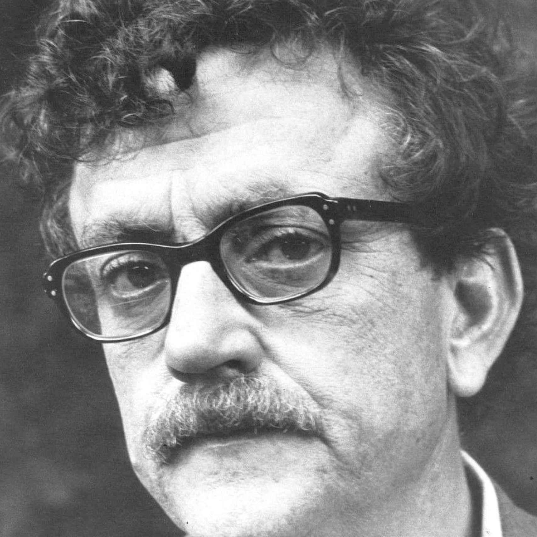 Kurt vonnegut, en 1972.