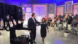 Mariano Rajoy, en el programa Qué tiempo tan feliz de María Teresa Campos.