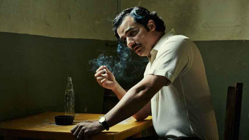 El protagonista de 'Narcos', la serie revelación de Netflix