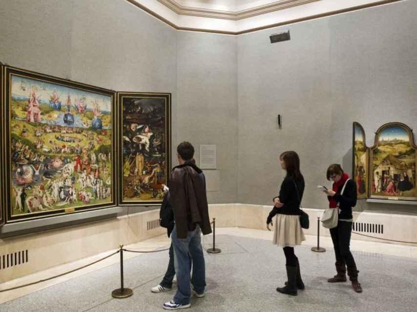 Los turistas japoneses no tendrán que cambiar de museo.