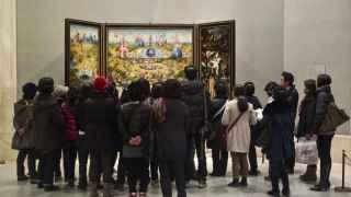 'El jardín de las delicias' de El Bosco, no se moverá del Museo del Prado.