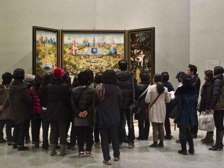 'El jardín de las delicias' de El Bosco no se moverá del Museo del Prado.