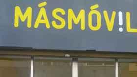 Tienda de MásMóvil, en una imagen de archivo.