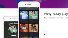 Nuevo Spotify Party: Pon a prueba a su DJ automático en tus 'fiestahhhsss'