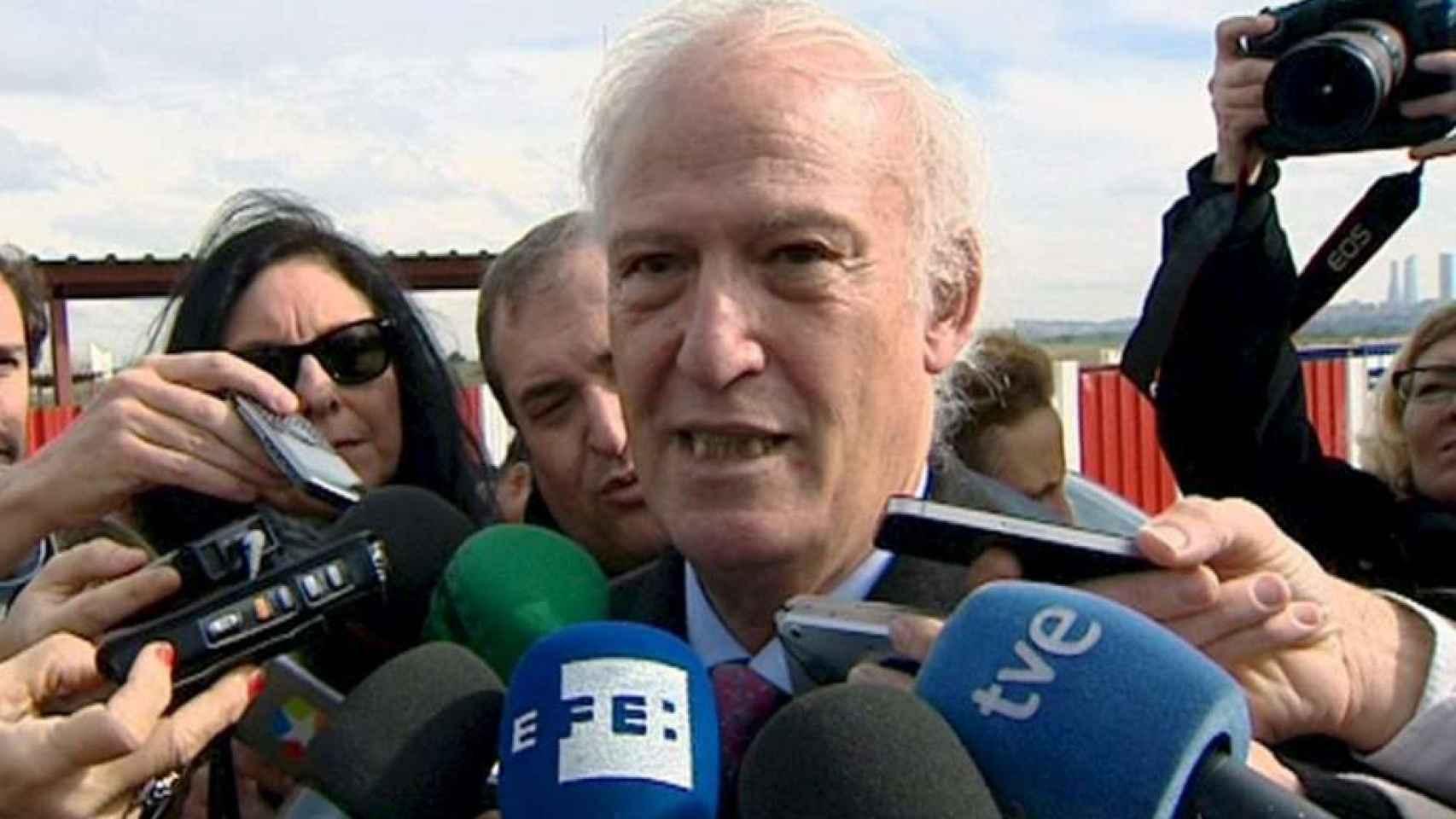 El diputado del PP Ignacio Echeverría