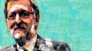 Retrato de Mariano Rajoy.