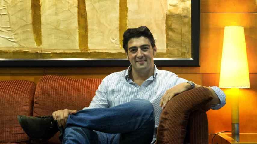 El fundador de Ticketea, Javier Andrés.