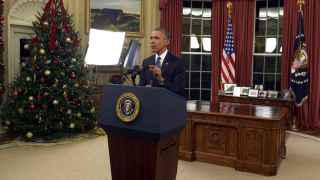Obama se dirige a la Nación estadounidense desde el Despacho Oval