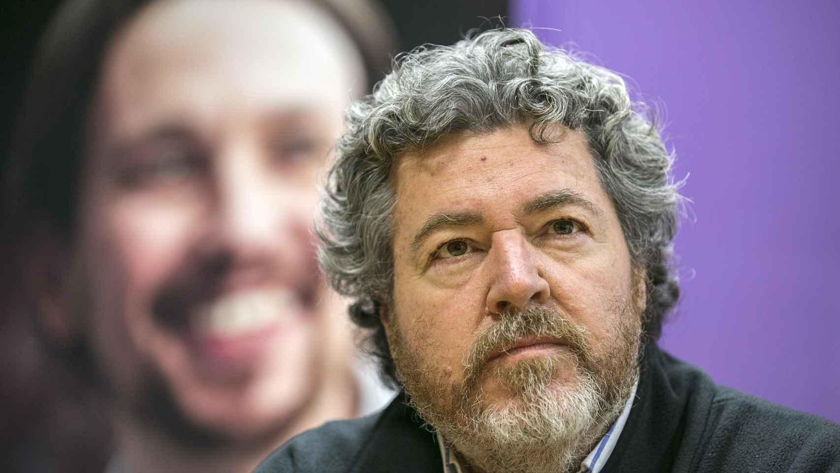 Juantxo López de Uralde.