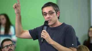 Eduardo Madina, en un acto reciente celebrado en Jaén.