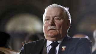 Lech Wałęsa, expresidente polaco.