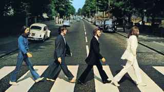The Beatles, en la imagen de la célebre portada de Abbey Road