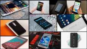 Los mejores móviles Android de 2015