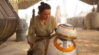 Un videojuego de Star Wars revela la identidad de Rey