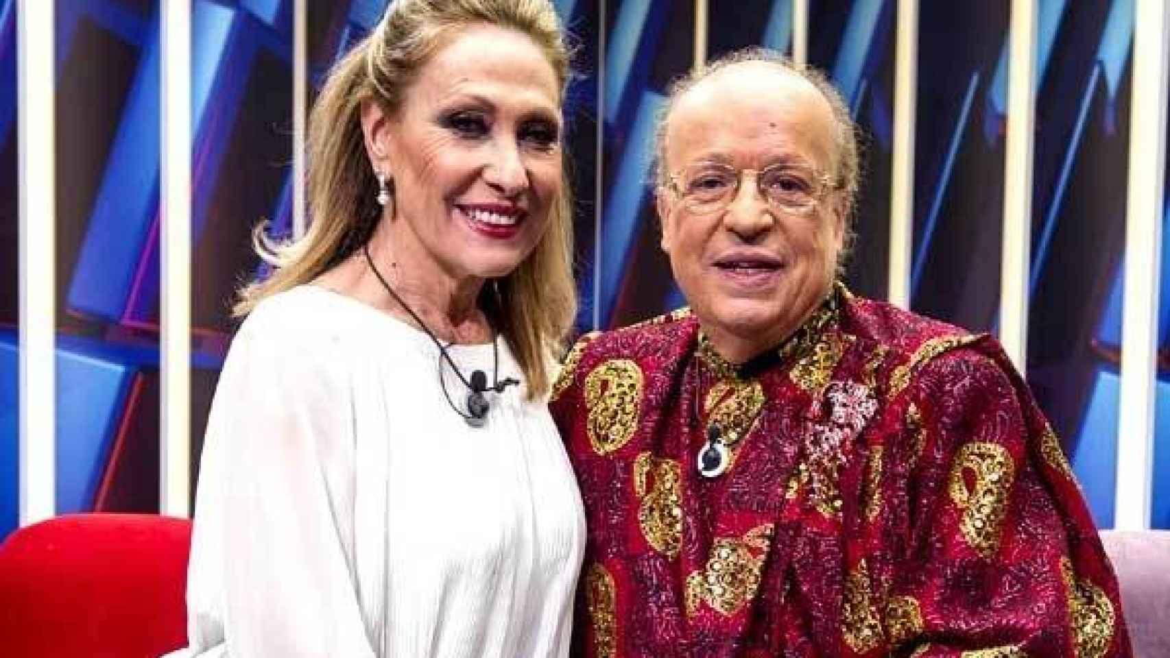 Rappel y Rosa Benito son dos de los concursantes confirmados
