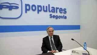 El diputado popular Pedro Gómez de la Serna