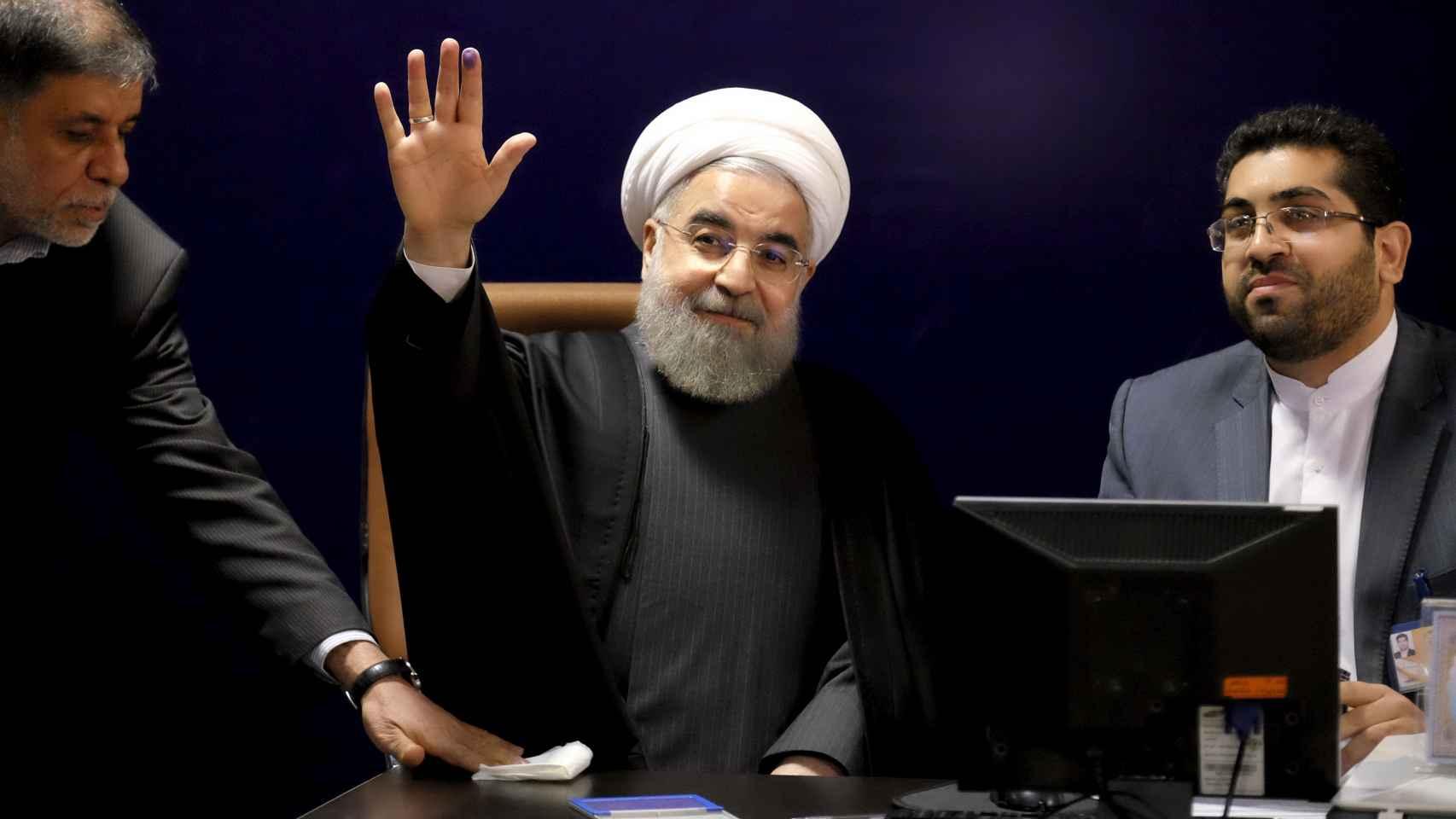 Ruhani preside Irán con una visión reformista reflejada en el acuerdo nuclear.