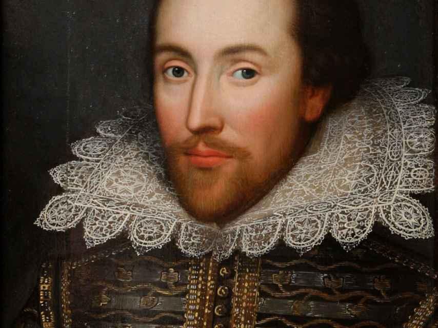 El retrato Cobbe, hallado en 2009, podría ser el rostro de Shakespeare,
