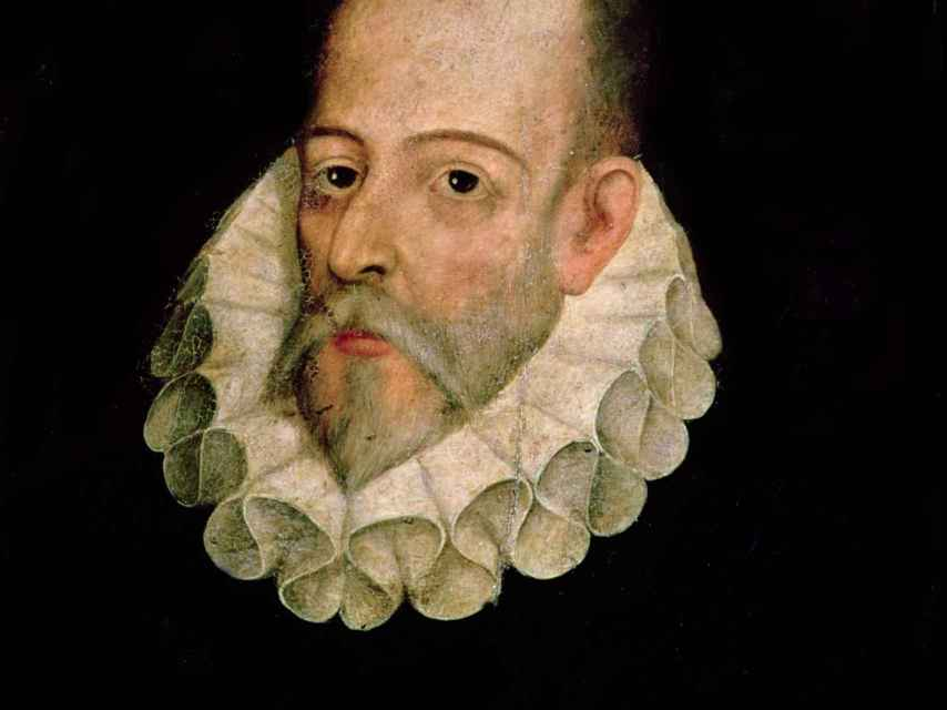 Un supuesto retrato de Miguel de Cervantes atribuido a Juan de Jáuregui
