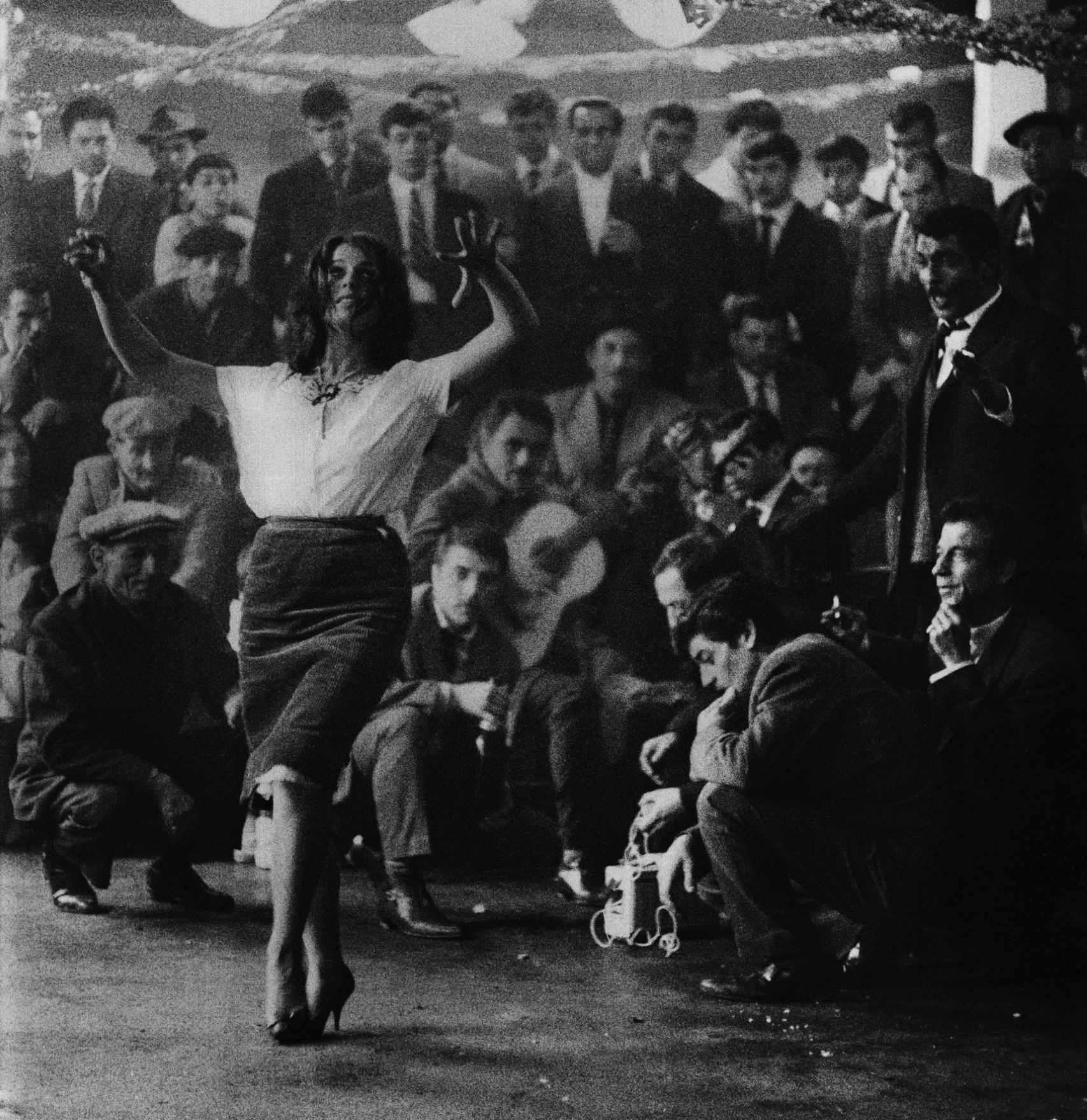 Con 19 años, Lucien Clergue se atrevió a enseñar su trabajo a Pablo Picasso.