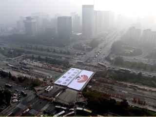 Las carreteras de China.