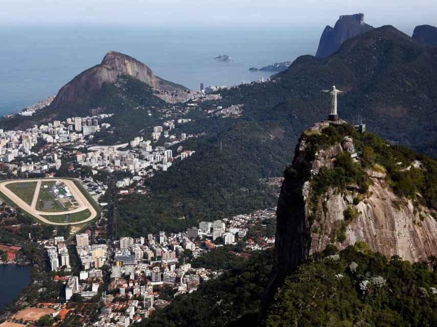 Río de Janeiro, zona sur.