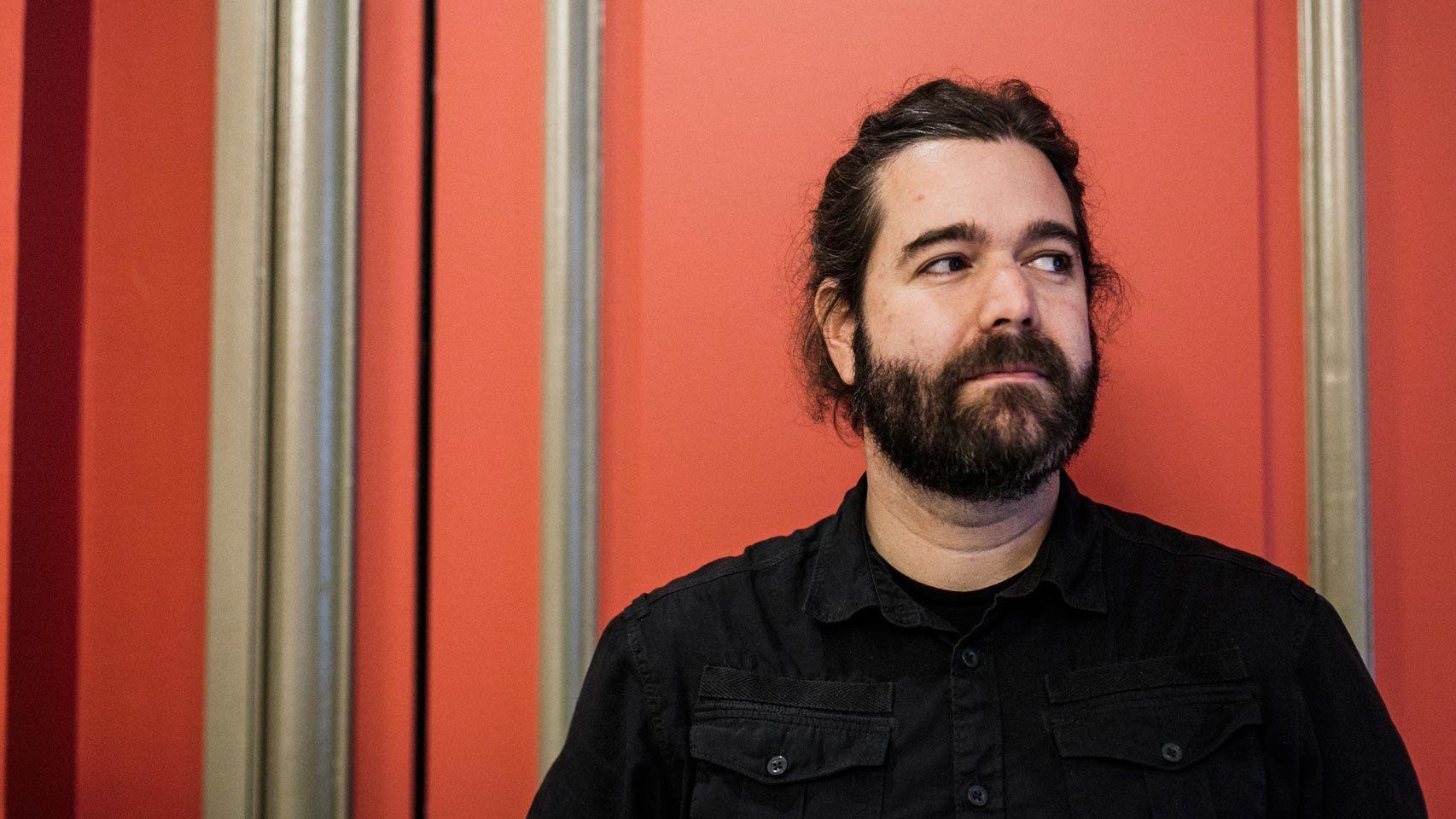Juanma Latorre, guitarrista y teclado de Vetusta Morla.