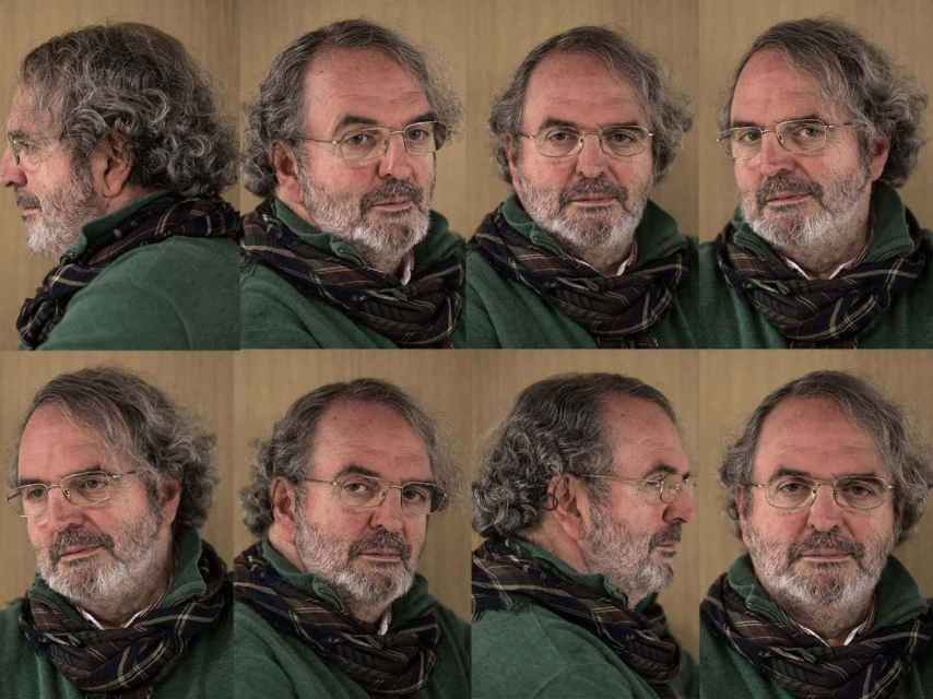 Jon Juaristi es catedrático de filología española
