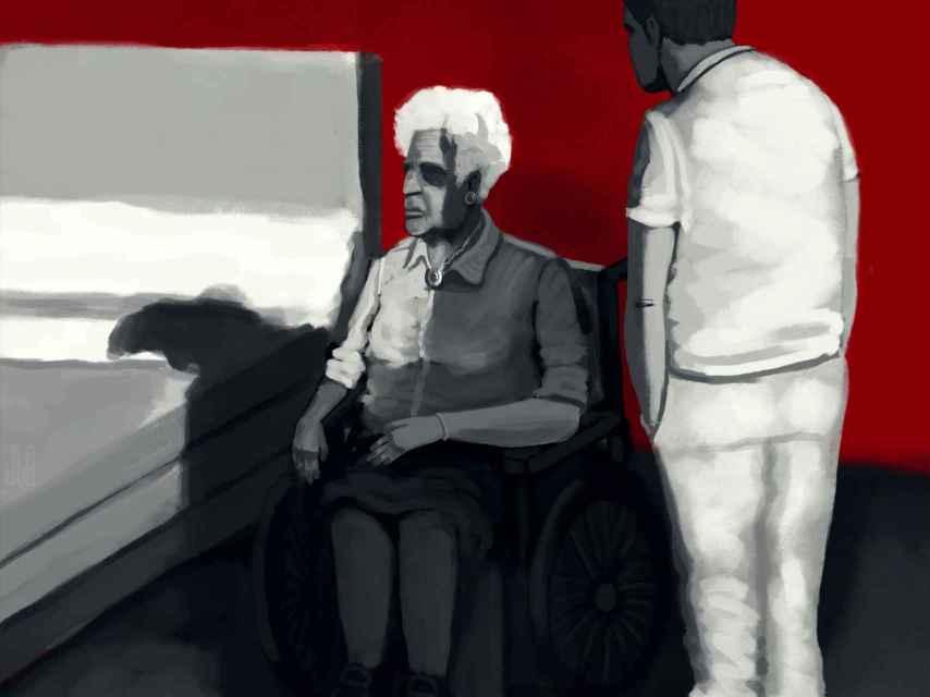 El violador del geriátrico eligió a las mujeres más ancianas y enfermas