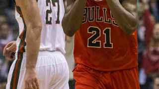 Jimmy Butler, jugador de los Chicago Bulls.