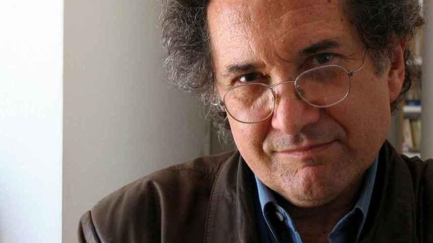Ricardo Piglia, en una imagen reciente