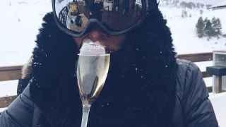 Las celebrities disfrutan de sus días de vacaciones entre la nieve y los regalos