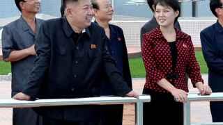 Kim y Ri se casaron en 2009 pero ella no fue mostrada hasta 2012