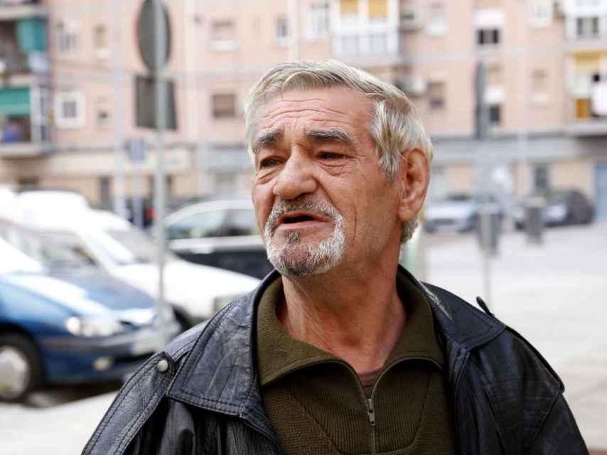 Dumitru, suegro del vecino asesinado
