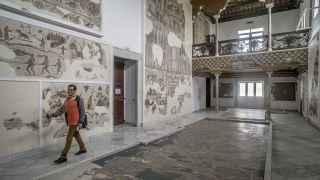 El Museo del Bardo en Túnez apenas recibe visitantes desde los atentados.