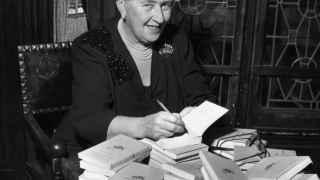 Agatha Christie,  40 años sin la reina del crimen