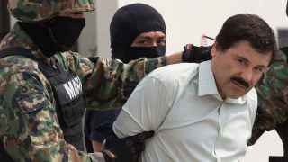'El Chapo' Guzmán, el mayor narcotraficante de México.