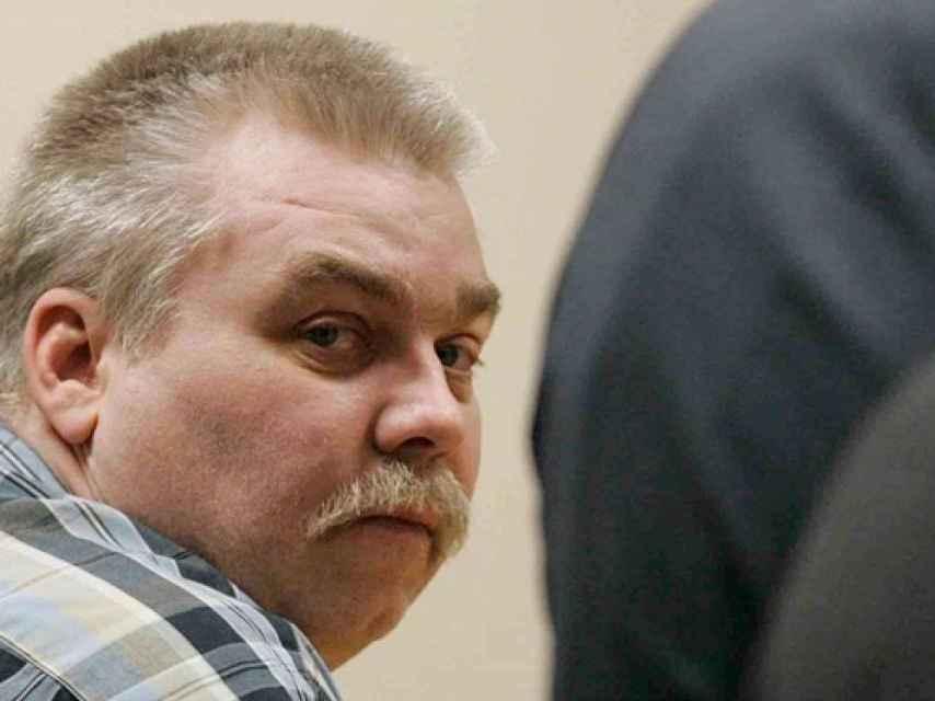 Steven Avery del banquillo de los acusados a la televisión.