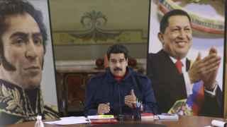 El presidente de Venezuela Nicolás Maduro/Reuters