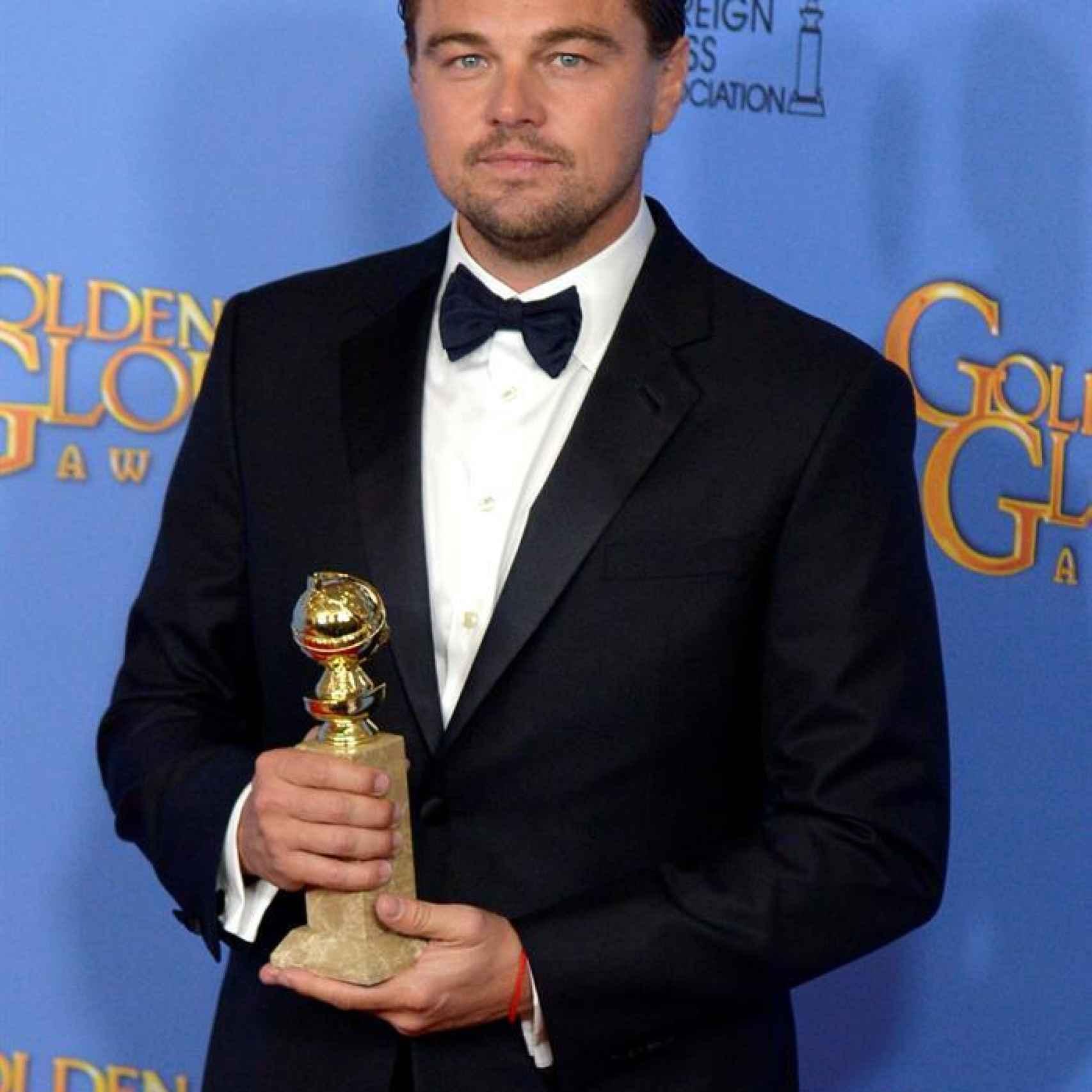 ¿Serán los Globos la antesala de los Oscar para DiCaprio?
