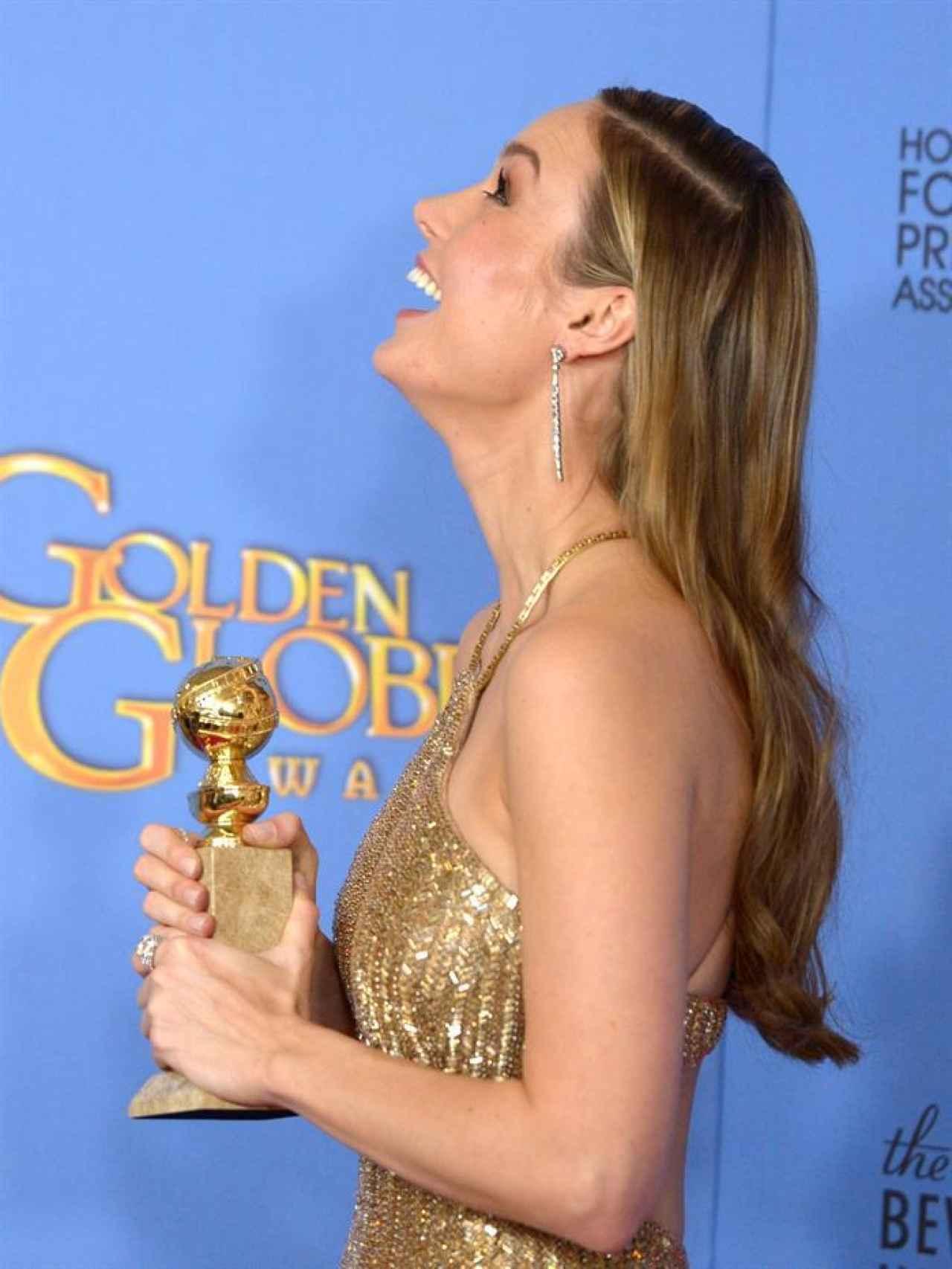 Brie Larson, Mejor actriz por La habitación.
