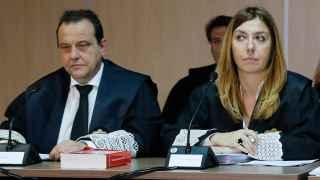 Los fiscales Anticorrupción Pedro Horrach y Ana Lamas, durante la vista.