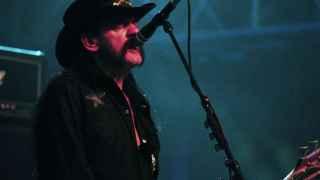 El cantante y cabeza del grupo Mötorhead. Getty Images