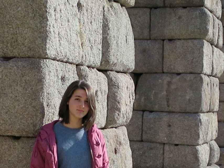 Amanda San Román, ganadora de la edición de este año.